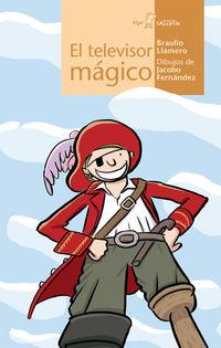 El televisor magico - Braulio Llamero