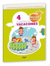 EP 4 - VERANO AVENTURA - CUADERNO DE VACACIONES