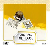 Painting The House (letra Mayuscula) - Enric  Lluch  /  Fran   Parreño (il. )