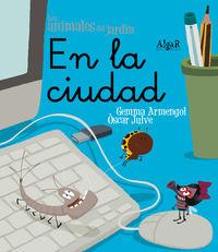 En La Ciudad (letra Manuscrita) - Gemma Armengol Morell