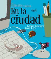 En La Ciudad (letra Imprenta) - Gemma Armengol Morell