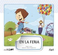 En La Feria (letra Manuscrita) - Enric  Lluch  /  Pablo   Tambuscio (il. )