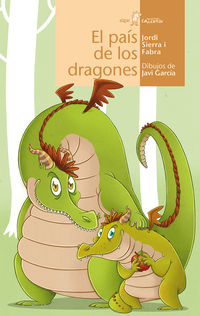 El pais de los dragones - Jordi  Sierra I Fabra  /  Javi   Garcia (il. )