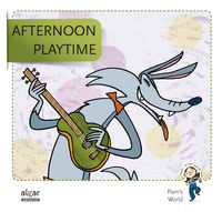 Pam's World 7 - Afternoon Playtime - Teresa  Soler  /  Maria   Viu  /  Victor  Nado