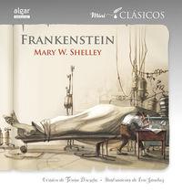 frankenstein - Mary W. Shelley / Eva Sanchez (il. )