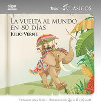 La vuelta al mundo en 80 dias - Jules Verne