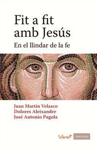 Fit A Fit Amb Jesus - En El Llindar De La Fe - Juan Martin Velasco / Dolores Aleixandre / Jose Antonio Pagola