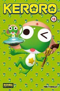 keroro 13 - Mine Yoshizaki