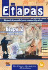Etapas 2 (+cuad. )  (+cd) - Aa. Vv.