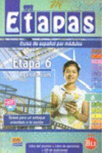 Etapas 6 (+cuad. ) (+cd) - Aa. Vv.