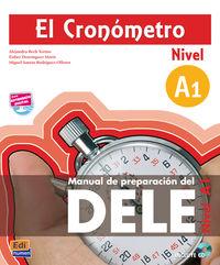 Cronometro A1 (+cd) - Aa. Vv.