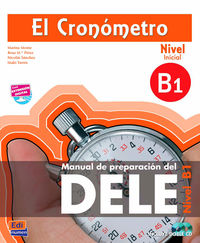 Cronometro Inicial B1 (+cd) - Aa. Vv.