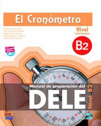 Cronometro Intermedio B2 (+cd) - Aa. Vv.