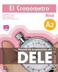 Cronometro A2 (+cd) - Alejandro Bech Tormo