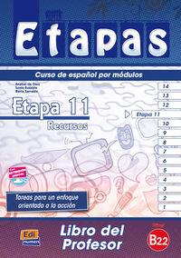 Etapas 11 Guia - Anabel De Dios