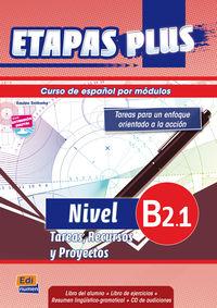 Etapas Plus B2.1 - Aa. Vv.