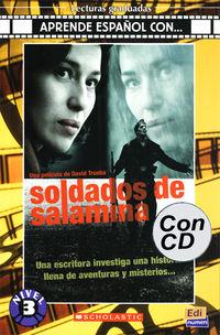 Nivel 3 - Soldados De Salamina (+cd) - Aa. Vv.