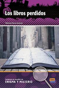 Los libros perdidos - Monica Parra Asensio