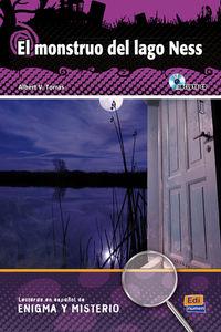 El  monstruo del lago ness (+cd) - Albert V. Torras