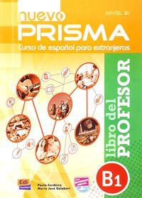 Nuevo Prisma (b1)  Guia - Aa. Vv.