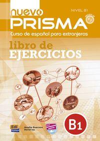Nuevo Prisma (b1) Cuad. (+cd) - Aa. Vv.