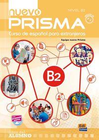 Nuevo Prisma B2 - Aa. Vv.
