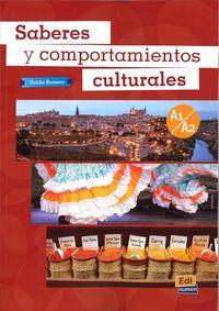 Saberes Y Comportamientos Culturales A1 / A2 - Daida Romero