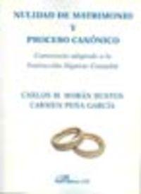 NULIDAD DE MATRIMONIO Y PROCESO CANONICO - COMENTARIO ADAPT