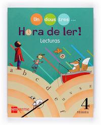 Ep 4 - Lecturas Tic Tac Tic…hora De Ler! (gal) - Aa. Vv.