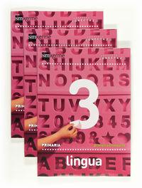 Ep 3 - Lengua (trim. )  - Conecta 2.0 (gallego) - Luz  Cures Vazquez  /  [ET AL. ]