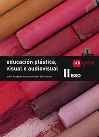 Eso 3 -  Educacion Plastica E Visual - Celme - Aa. Vv.