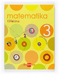 Lh 3 - Matematika - Tirolina - Batzuk