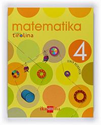 Lh 4 - Matematika - Tirolina - Batzuk