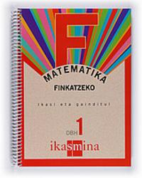 Dbh 1 - Matematika Koad. - Finkatzeko - Batzuk
