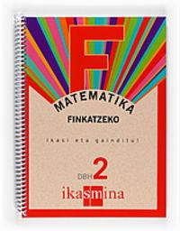 Dbh 2 - Matematika Koad. - Finkatzeko - Batzuk