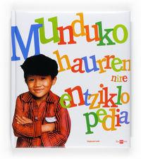 Munduko Haurren Nire Entziklopedia - Stephanie Ledu