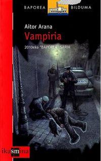 VAMPIRIA (BAPORE SARIA 2009)