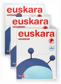 Lh 1 - Euskara - Konektatu Pupirekin - Batzuk