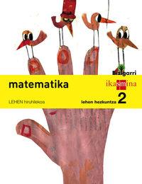 LH 2 - MATEMATIKA - BIZIGARRI