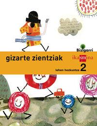 LH 2 - GIZARTE ZIENTZIAK - BIZIGARRI