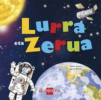 Lurra Eta Zerua - Pascale Hedelin