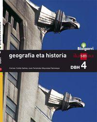 DBH 4 - GEOGRAFIA ETA HISTORIA