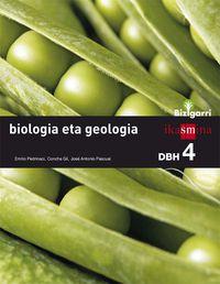 DBH 4 - BIOLOGIA ETA GEOLOGIA