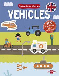 Vehicles (ingelesa Ikasteko) - Batzuk