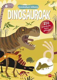 Dinosauroak - Gabriel Brandariz Montesinos / Carolina Perez Gutierrez