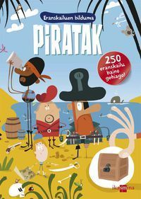 Piratak - Gabriel Brandariz Montesinos / Carolina Perez Gutierrez