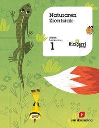 LH 1 - NATUR ZIENTZIAK - BIZIGARRI GEHIAGO