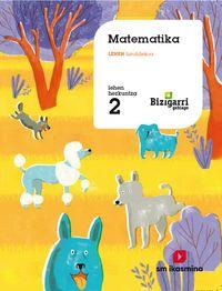 LH 2 - MATEMATIKA - BIZIGARRI GEHIAGO