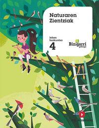 LH 4 - NATUR ZIENTZIAK - BIZIGARRI GEHIAGO