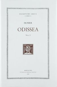 Odissea Vol. I - Homer
